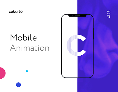 Selected Mobile Animation 2017