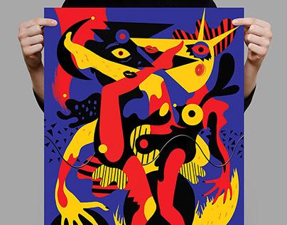 Poster design | PDP Conference