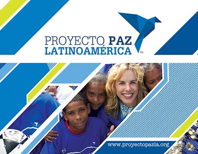 Graphic Image Proyecto Paz Latinoamerica