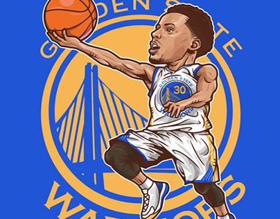 Stephen Curry, Kobe, Barkley NBAplayers