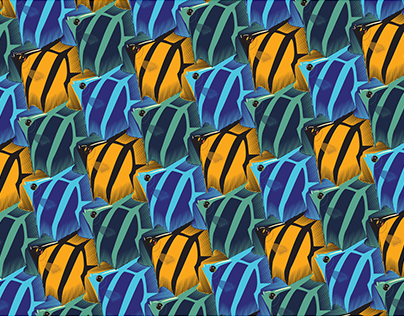 Tessellation - Angel Fish
