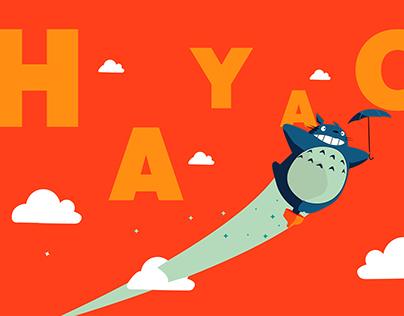 Hayao Miyazaki - Collectible fascicle