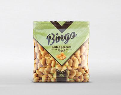 Peanuts Bingo