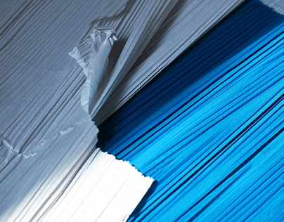 Origami X Textile -Folded Fabrics