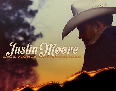 Justin Moore | Late Nights And Longnecks