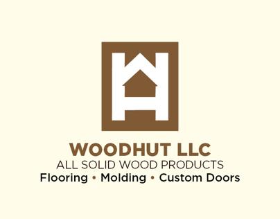 WoodHut Business Card