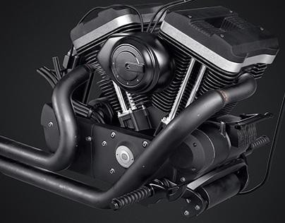 MOTO ENGINE/HARD SURFACE