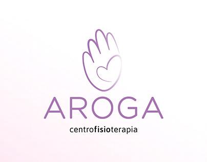 Branding aroga centro fisioterapia