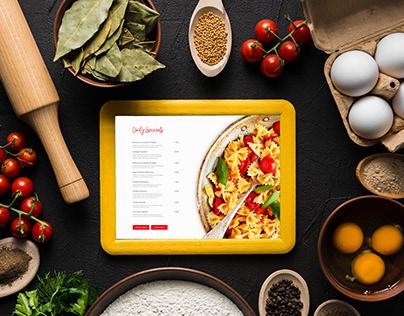 Culinary Website