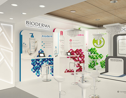Bioderma Exhibition Stand