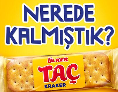 Taç Kraker 3D / Medina Turgul DDB