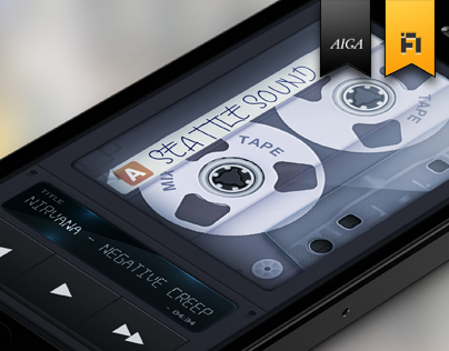 MixTape - iOS Music App -