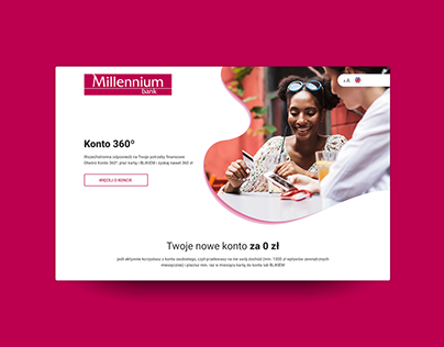 Millennium Bank - LP [CONCEPT]