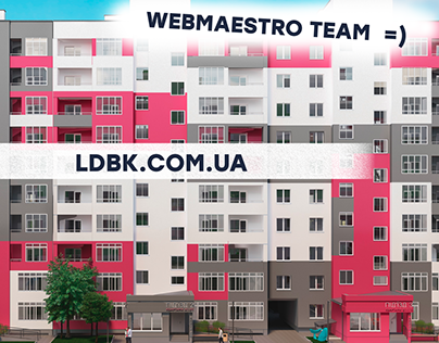 Amazing Landing project LDBK | By Webmaestro