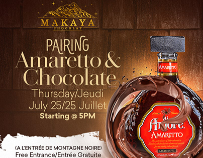 Makaya Chocolat's Stuff