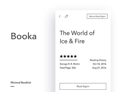 Booka App