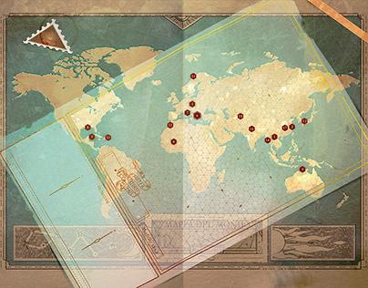 Map Maghi Raminghi