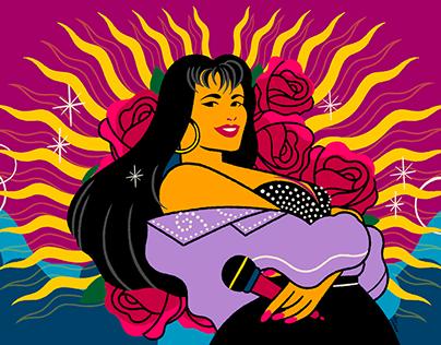 Selena FOREVER by Zora