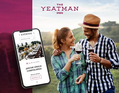 The Yeatman | Web Design + Web Development