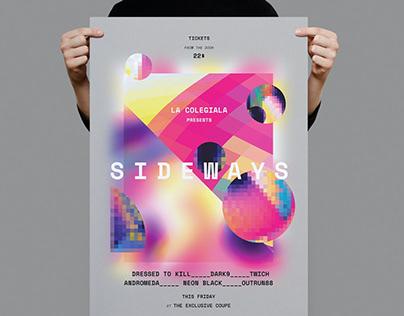 Sideways Poster / Flyer