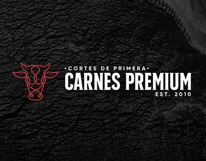 Branding | Carnes Premium Est 2010