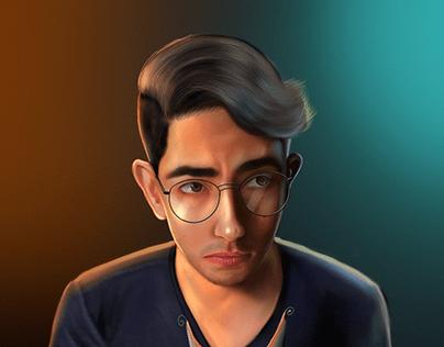 Boraiey portrait