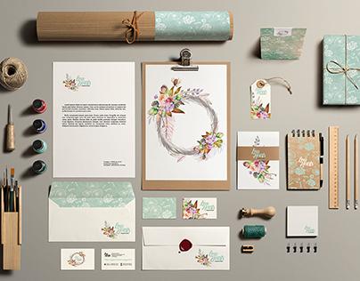 Identity for wedding decorators