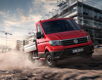 Volkswagen - The new Crafter