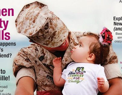 Military Spouse Covers