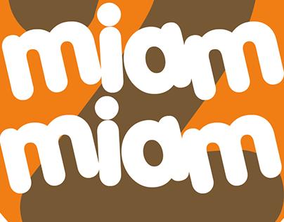 Logo Miam2Miam