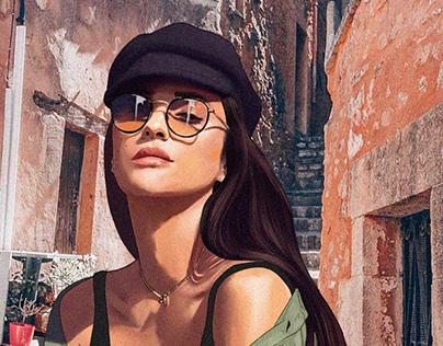 street style -photo&illustration