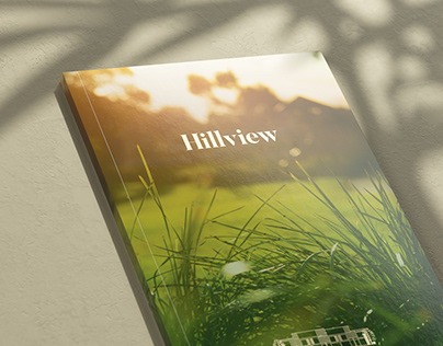 Hillview Ave - Residential Property Branding & Design