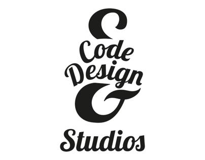 Code and Design Studios Logo Design