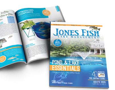 2013 Jones Fish Master Catalog & Slim Jims