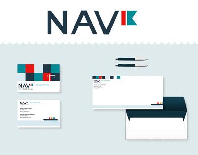 NAV - Branding, naming, identité