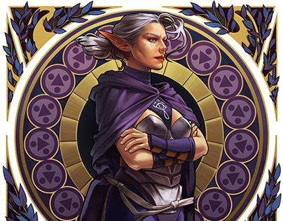 """""""The Legend of Zelda: Ocarina of Time"""" Sages - 2020"""