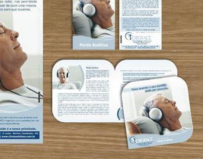 OtoFace - Material de Comunicação Institucional