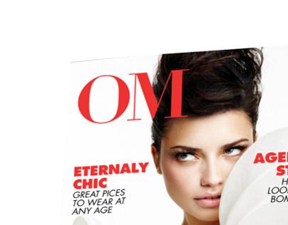 OM - Revista / Magazine