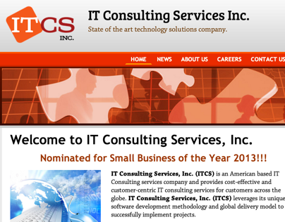 ITCS WordPress Theme