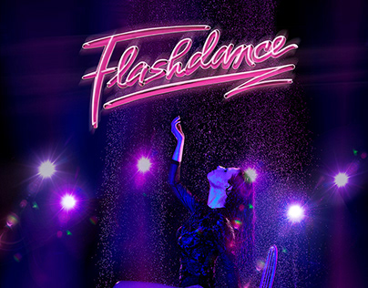 Poster Flashdance