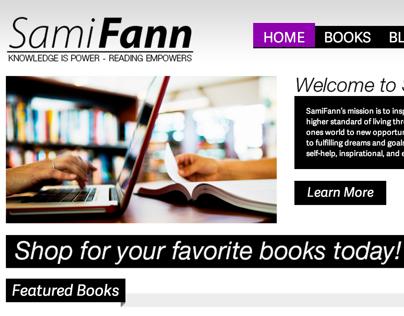 SamiFann WordPress Theme