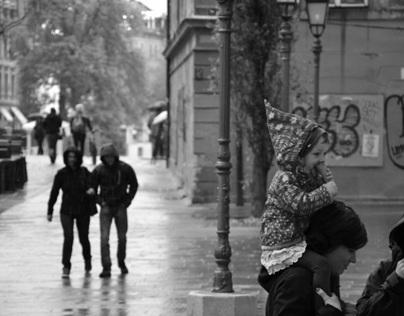 Street Photography - Ljubljana, Slovenia