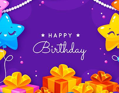 Vectors - Happy birthday to you!