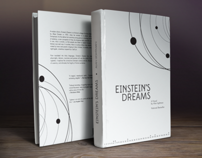 Einsteins Dreams Book Cover