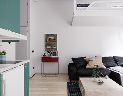 Tjärhovsgatan Apartment