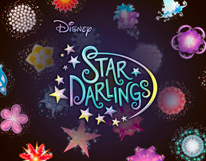 DISNEY STAR DARLINGS: Items, Accessories, Patterns