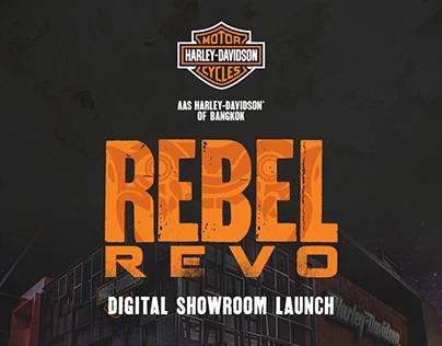 AAS Harley Davidson of BKK – Digital Showroom Launch