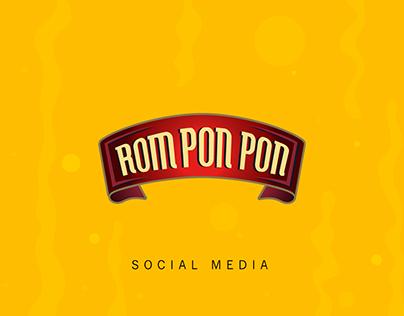 ROMPONPON SOCIAL MEDIA