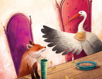 Children's book / La Fontaine Hikayeleri - 2021