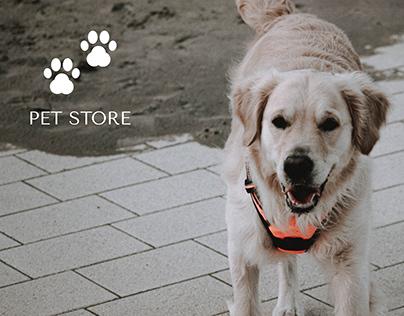 Logo / Pet store